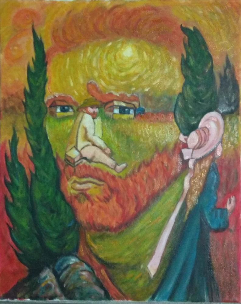 Vincen Van Gogh por Papero